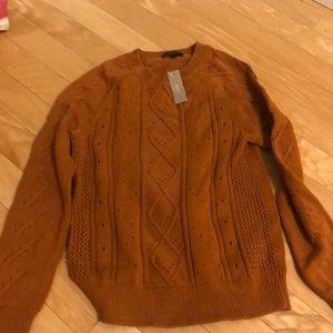 J Crew Factory sweater NWT